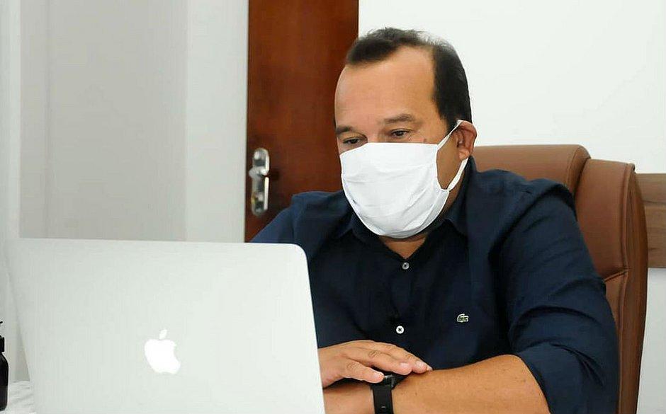 Geraldo Júnior pediu testagem de todos os vereadores