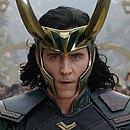 Tom Hiddleston vive o deus Loki no Universo Estendido da Marvel