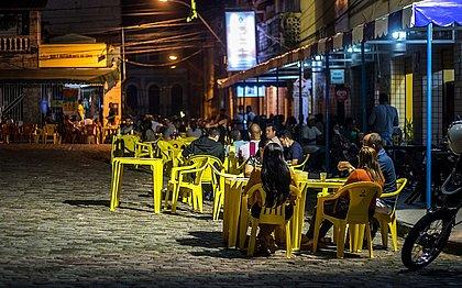 Mesmo abertos, bares não possuem mesmo movimento de antes da pandemia