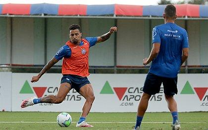 Tricolor tem desfalques na defesa e ataque para enfrentar o São Paulo, na Fonte Nova