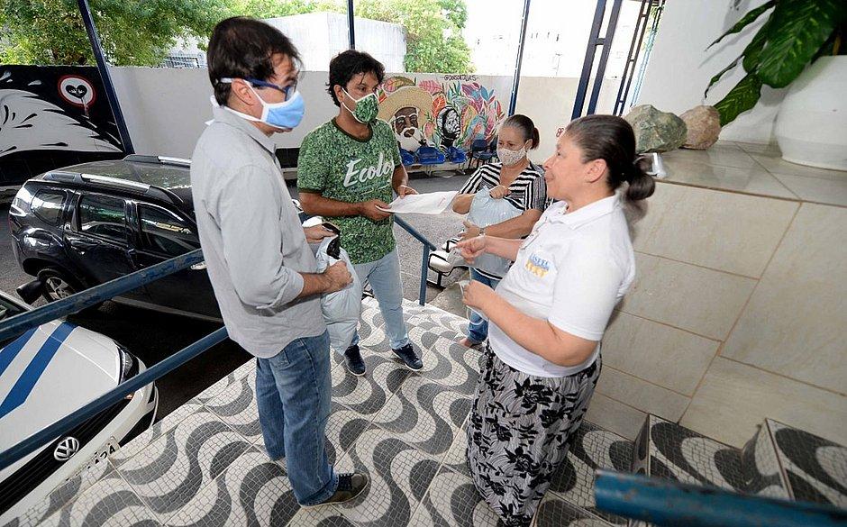 Nacci receberá doações de 300 cestas básicas pelo projeto Drive Thru Solidário