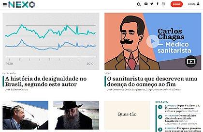 O jornal digital feito para explicar os fatos: conheça a experiência do Nexo