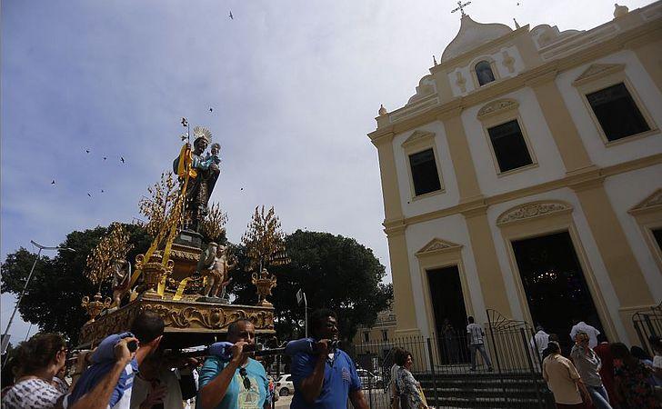 Após nove anos fechada, Capela do Corpo Santo é reaberta com missa