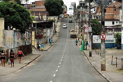 Rua Celika Nogueira é entregue após requalificação em Águas Claras