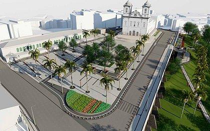 Prefeitura faz edital para requalificação da Colina Sagrada