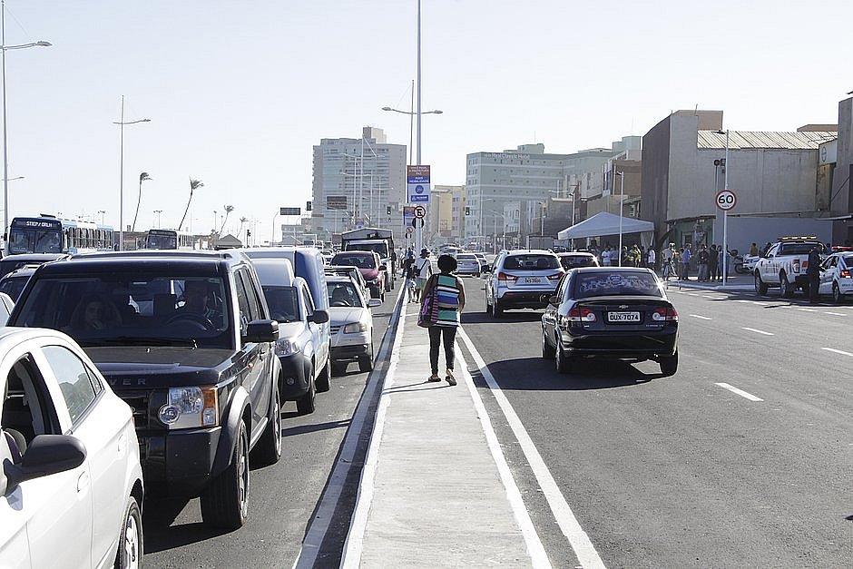 Salvador é a 2ª capital com maior redução em mortes por acidentes de trânsito