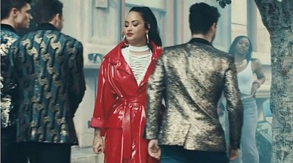 Demi Lovato lança clipe do novo single I Love Me; assista
