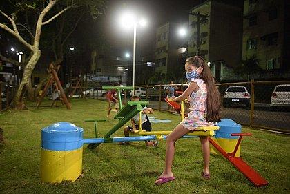 Prefeitura de Salvador inaugura nova praça no bairro de Canabrava