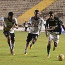 Vitória não resistiu ao melhor futebol do Palmeiras e acabou eliminado