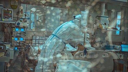 Recorde: 31 hospitais da Bahia têm leitos de UTI adulto com 80% ou mais de ocupação