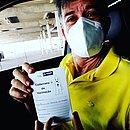 Fernando Guerreiro já está imunizado contra a covid-19