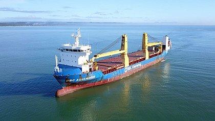 Atlantic Nickel recebe certificação da Marinha por segurança no transporte de minério