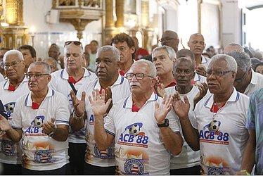 Orlando Aragão, Jorge Lago, Ronaldo, José Carlos Queiroz, Edinho Jacaré e outros campeões
