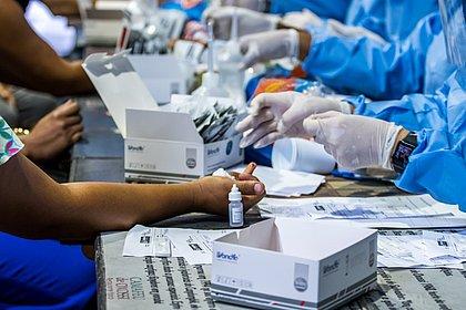 Número de casos confirmados é de 122 mil, mas estimativa é de 600 mil infectados