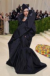 Rihanna no Met Gala