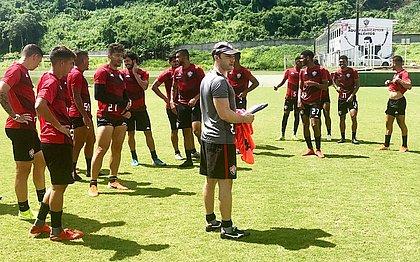 Elenco do Leão voltou aos treinos após dois dias de folga