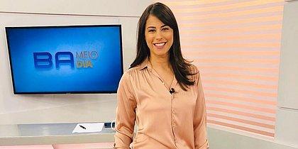 Jéssica Senra fala sobre JN, nervosismo e comentário gordofóbico: 'Envergonhada'