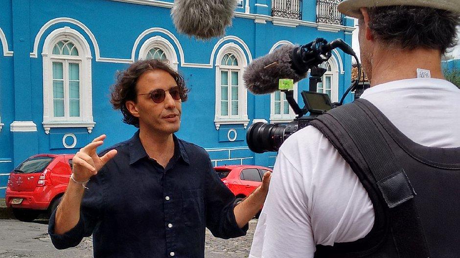 Cláudio Marques é cineasta