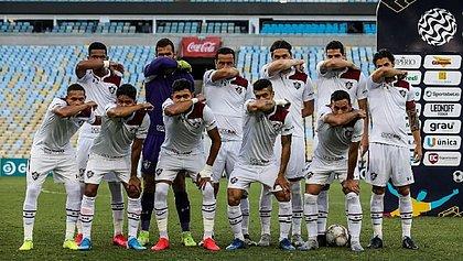 Elenco do Fluminense critica volta do Campeonato Carioca