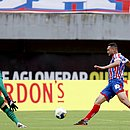 Gilberto marcou um dos gols na vitória do Bahia sobre o ABC, pelo Nordestão