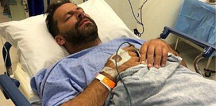 Henri Castelli vai precisar de cirurgia após ser agredido em Alagoas, diz médica