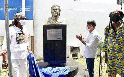 Homenagem a Popó do Ilê era aguardada há dez anos no Curuzu