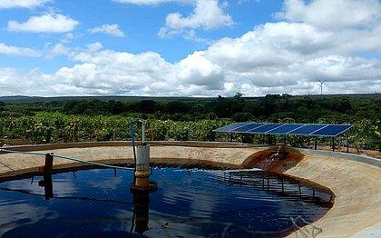 Fazenda no município de João Dourado, localizada há 448 quilômetros de Salvador, é uma das que utilizam energia solar