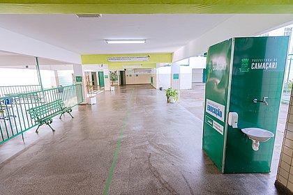 Aulas na rede pública de Camaçari voltam em agosto, segundo prefeitura