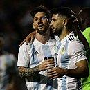 Messi e Agüero estão na lista prévia da Argentina