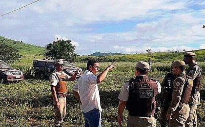 Fazenda de Geddel é desocupada por índios na Bahia após ação da PM