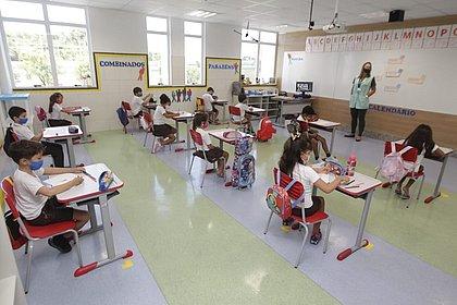 Antes da volta às aulas, estudantes se surpreendem com mudanças em colégios