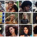 Doze finalistas concorrem a 6 vagas na passarela mais negra do Brasil