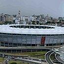 Fonte Nova sediará cinco partidas da Copa América