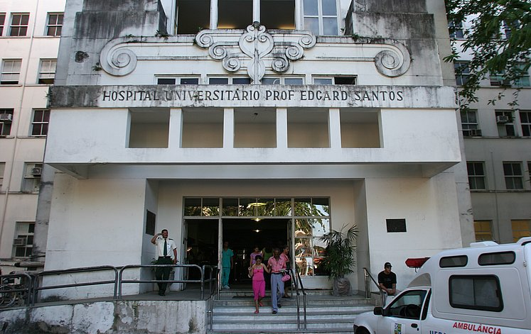 hospital das clínicas
