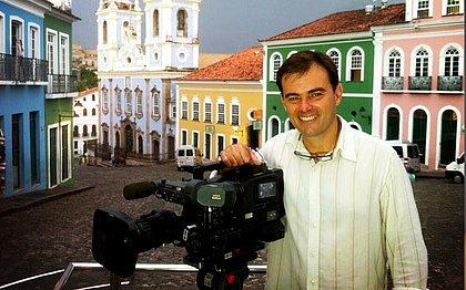 Tino Marcos trabalha na Globo há 35 anos