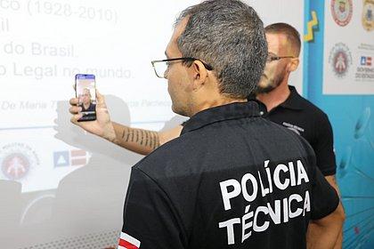 Fora de portais, app da polícia reconhece em 1 minuto se folião é foragido da Justiça