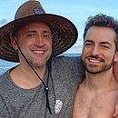 Paulo Gustavo é casado com o médico Thales Bretas