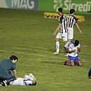 Bahia fez bom primeiro tempo, mas foi dominado pelo Atlético-MG na segunda etapa