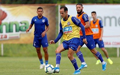 Guerra pode embalar o terceiro jogo seguido como titular do Bahia