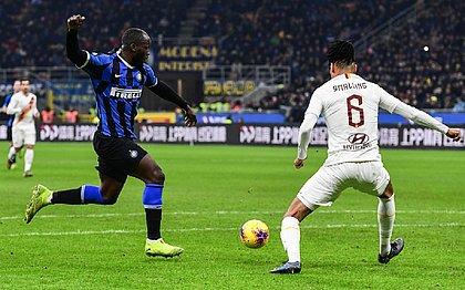 Inter de Milão empata com a Roma em 0x0 e pode perder liderança