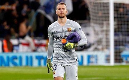 Goleiro brasileiro está no Barça desde o meio de 2019
