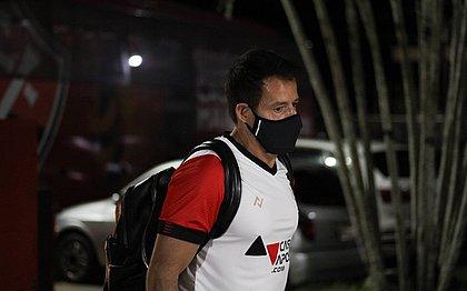 Ramon Menezes, técnico do Vitória