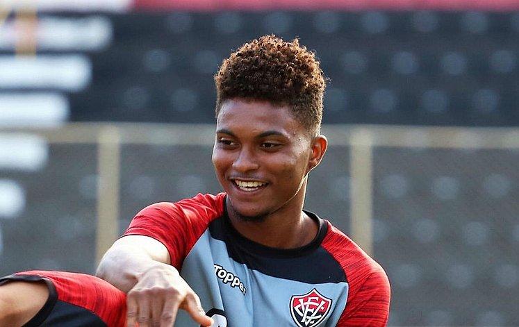 Vitória concretiza a venda de Lucas Ribeiro ao Hoffenheim 0a679ae4ba1cf