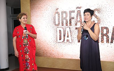 Thelma Guedes e Duca Rachid