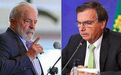 PoderData: Lula amplia vantagem e venceria Bolsonaro por 52% a 34% no 2º turno