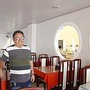 Edson Fernandes da Silva, proprietário do Paradise