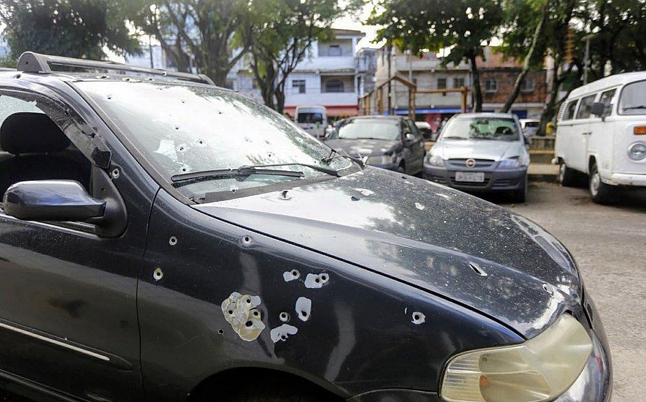 Noite de terror: moradores de Sussuarana relatam pânico em madrugada de tiroteio