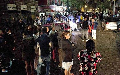 Terremoto atinge México e deixa pelo menos cinco mortos