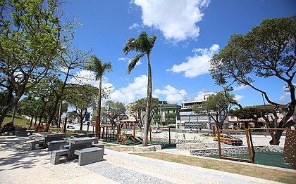 Obras de Requalificação do Largo da Baixa do Bonfim foram entregues na sexta-feira (04), pela Prefeitura de Salvador