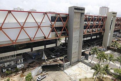 Governo contratará empresa para avaliar estrutura do antigo Centro de Convenções